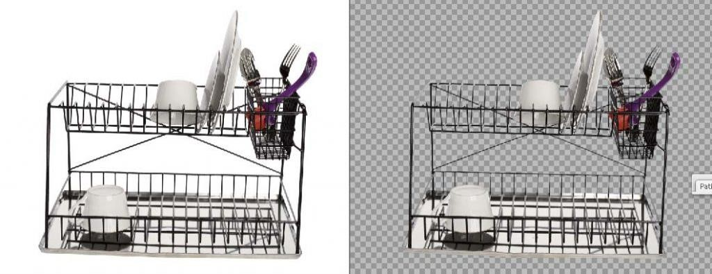 Plotting Clipping Path Services